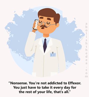Doctor prescribes addiction