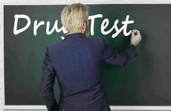 Teacher gives a drug test to find out who understands that the drug war is bull crap