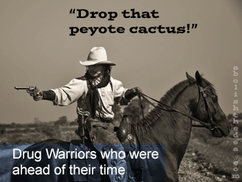 drug warriors in the wild west - ahead of their time
